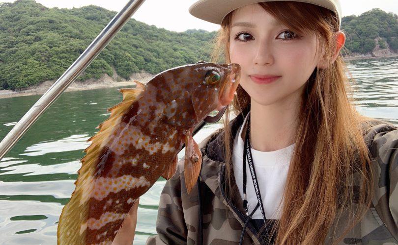 のんびりキス釣りのはずが……😳💕