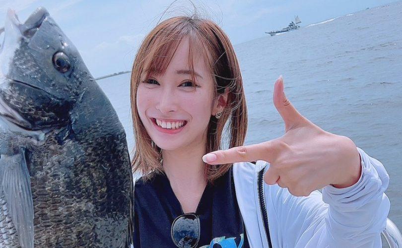 絶対に日焼けをしないこと❗❗どんの夏の釣りファッションをご紹介👒🎣
