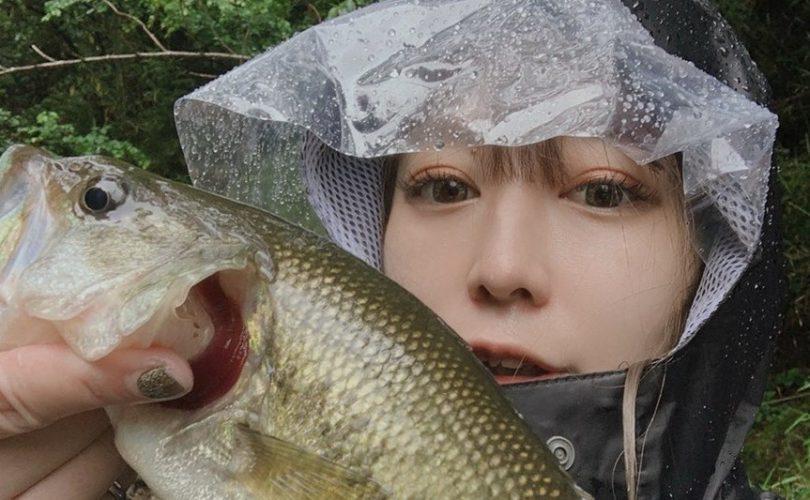 釣りガールYUIの釣りコーデ2021年版✨梅雨〜夏のおすすめアイテム教えます☔🌞