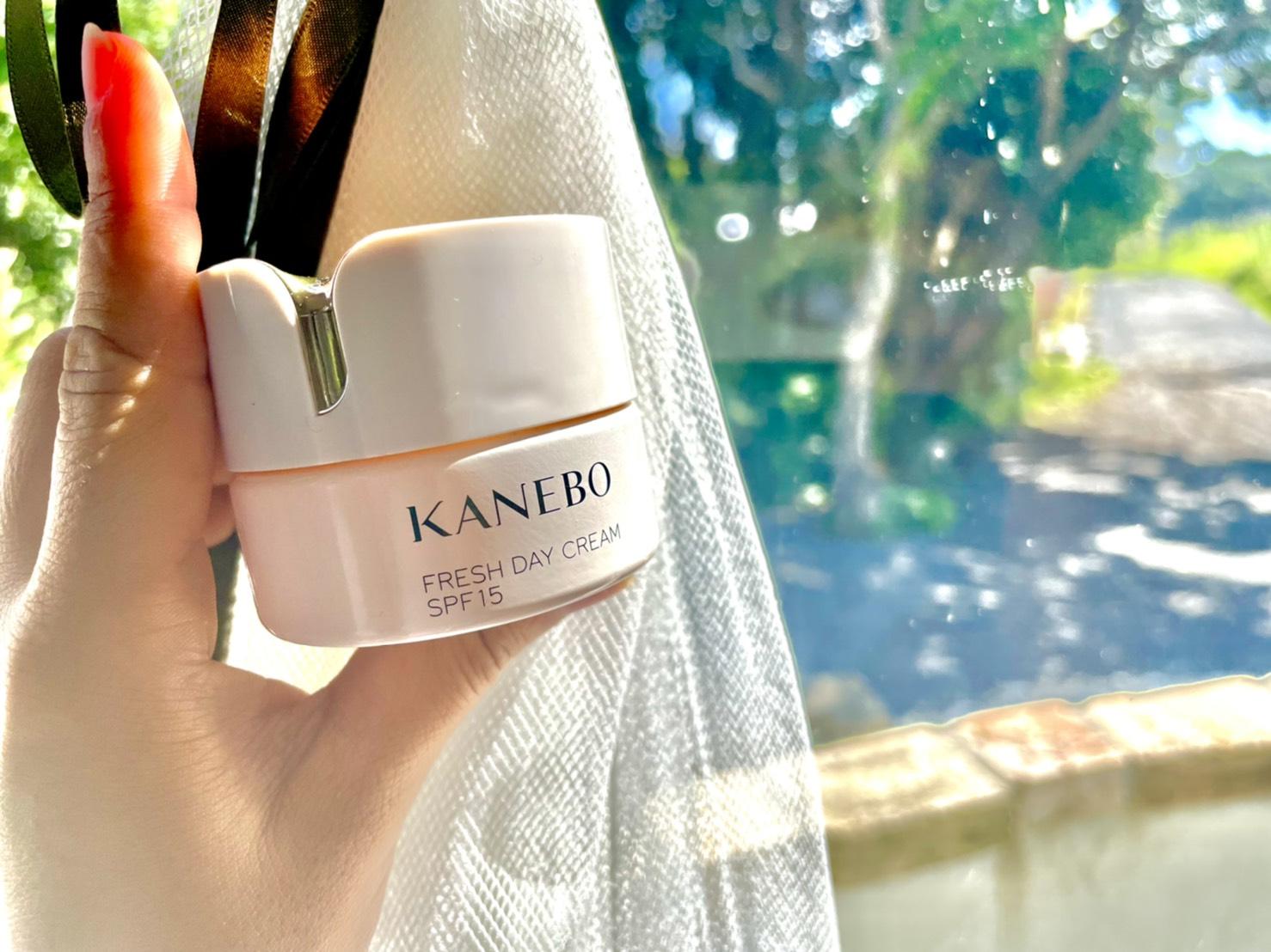 KANEBOのFRESH DAY CREAM