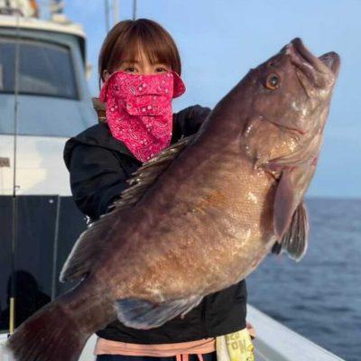 美味しい魚マハタを狙いに^ ^