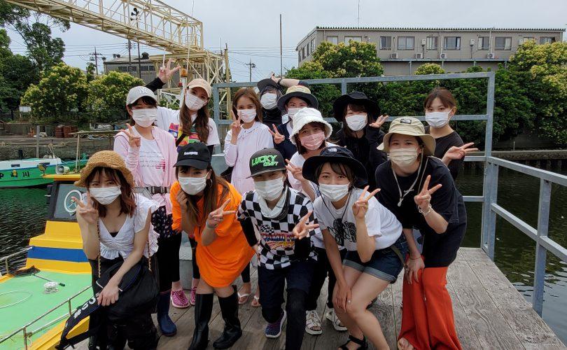 釣りガール関東★女だらけのアジ釣りイベントが開催されました♪