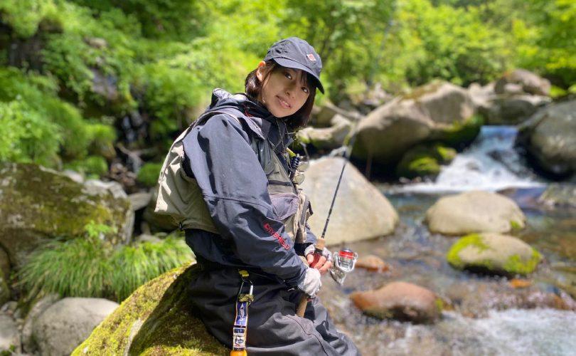 【ましゃ】釣りで使っているオススメキャップを紹介🙆♂️💗