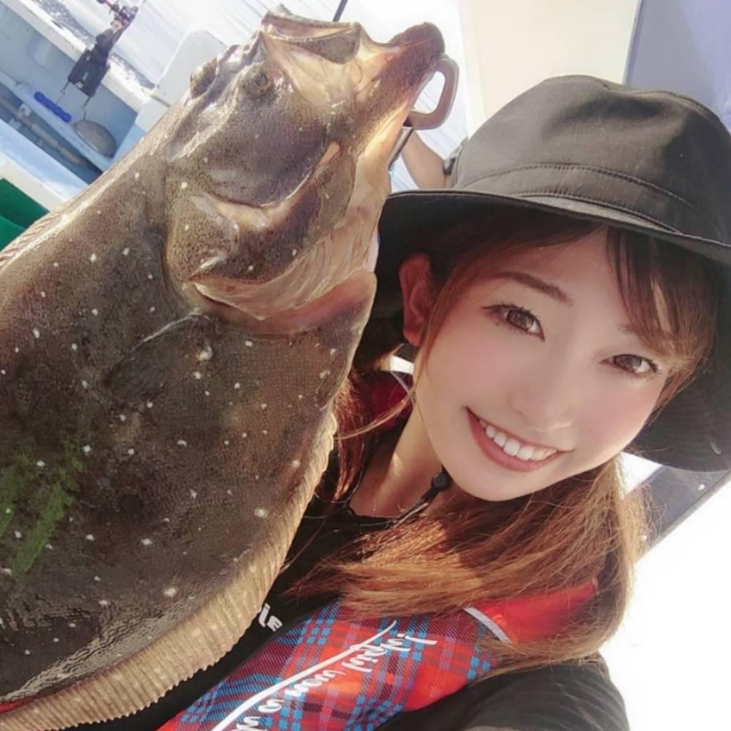 釣りガールりぃちゃん